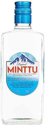 Minttu Likör Peppermint (1 x 0.5 l) - Pfefferminz-mundwasser