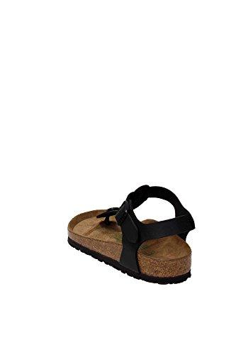 Birkenstock Classic kairo–Sandales pour femme Noir
