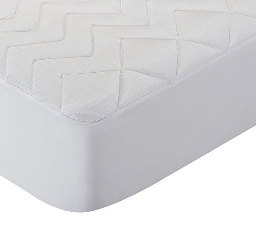 Pikolin Home - Protector de colchón/Cubre colchón acolchado Lyocell, híper-transpirable,80x190/200cm-Cama...