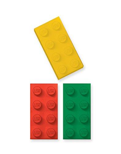 Lego 90405 - Iconic Radierer, 3er Set