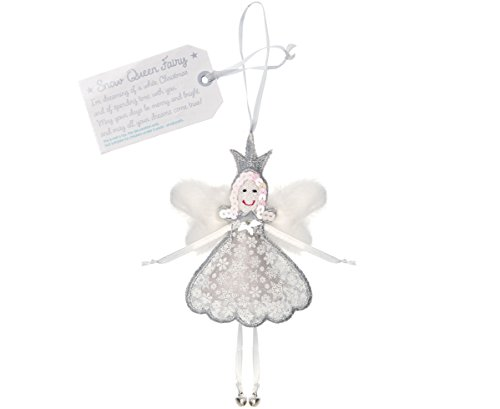 Kostüm Queen Fairy - Believe You Can Fair Trade Feen - Snow Queen Fairy