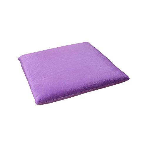 Zhi Jin confortable carré galettes de coussin Coussins de Chaise avec attaches Pad pour salle à manger Cuisine Bureau Décoration de voiture