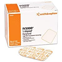 Smith & Nephew IV3000 Transparent Dressings 10cm x 12 cm Box/50 #4008 preisvergleich bei billige-tabletten.eu