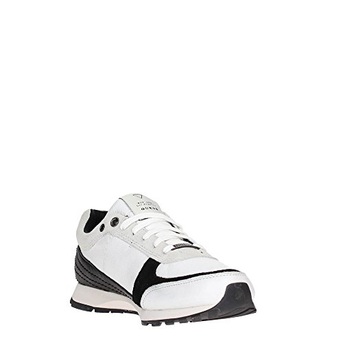 Guess FM4BNSLEA12 Sneakers Homme White-Blue