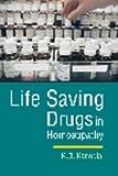 Life Saving Drugs in Homoeopathy