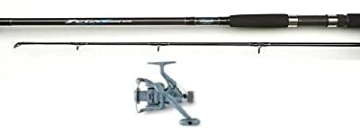 Shakespeare zeta spinning rod 6ft and reel combo by shakespeare
