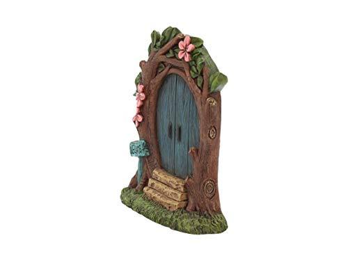 Hobbit, Elf, Baum, Garten, Dekoration - lustiges Geschenk - 12 cm ()