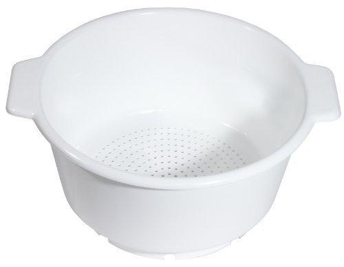 Seiher Ø 36 cm - Höhe 19,0 cm - Inhalt 10,0 Liter