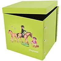 Preisvergleich für PLAYMOBIL 064602 - Spiel- und Aufbewahrungsbox Farm