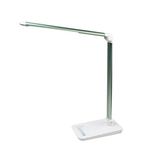 WOQU Mode Gesundheitswesen Geschäftsstelle Leuchtet Multimode Led Touch Dimmer Lampe Buch Tischleuchte , Green