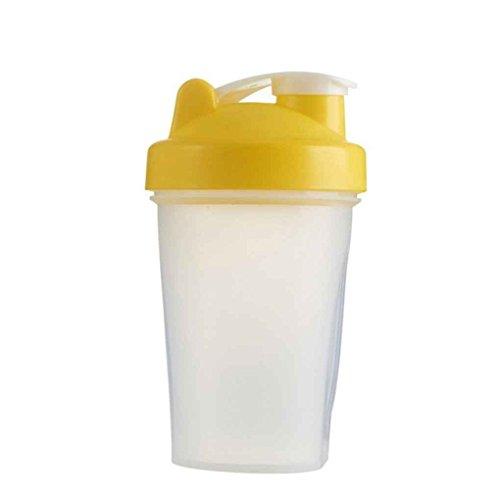 400 ml Shake Gym Protein Shaker Mixer Drink Whisk