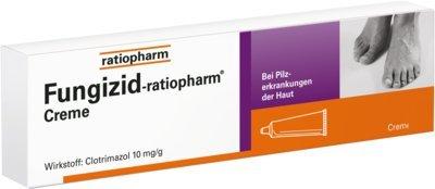 Behandlung Der Haut-spray (Fungizid-ratiopharm 50 g)