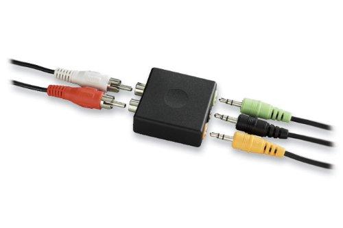 Logitech 970150–0403–Schnittstellenkarten/Adapter (Playstation/Xbox, schwarz)