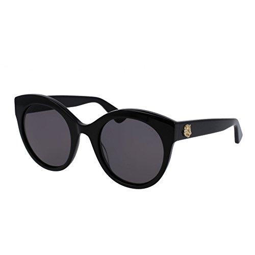 gucci-gg0028s-001-occhiale-da-sole-nero-black-sunglasses-sonnenbrille-donna-new