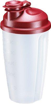 WESTMARK Dressingshaker Mixery 0,5 Liter mit Messskala und Ausguss im Deckel