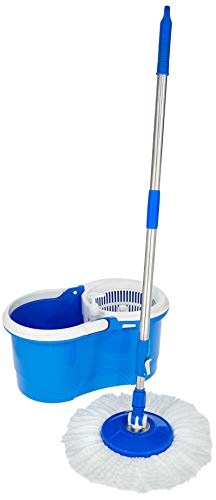Amazon-Brand-Solimo-Spin-Mop-Set-with-Extra-Mop-Refill