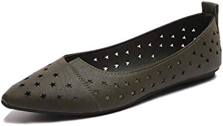 FuweiEncore Chaussures Chaussures Décontractées Baskets Basses pour Femmes Bottes Bottes Femmes pour Femmes Baskets Basses À... 829b5b