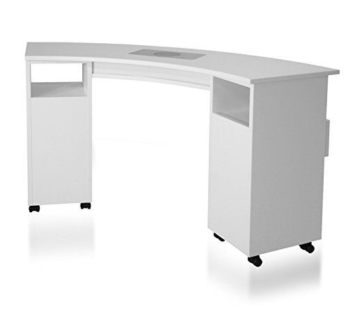 Studiotisch, Manikürtisch KT-03 inkl. Absaugung - 3