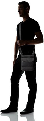 Armani Jeans Piatina Homme Cross Body Bag Noir Noir