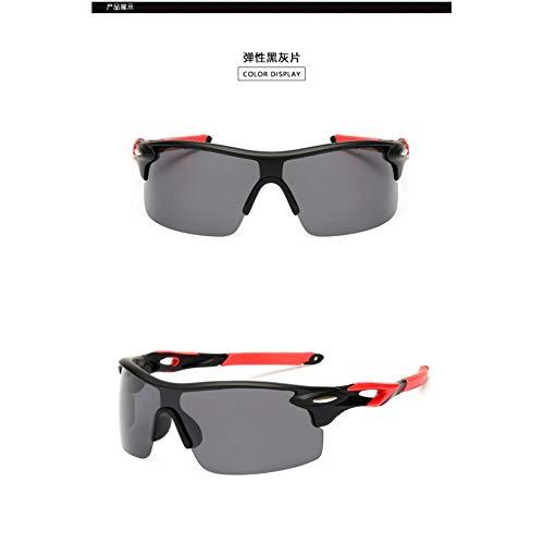 CCGSDJ Sport Polarized Sonnenbrillen Polaroid Hd Sonnenbrillen Goggles Winddichte Sonnenbrillen Für Herren Damen Angeln Retro Blau