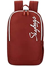 Skybags Decode 11 Ltrs Red Casual Backpack (Decode)