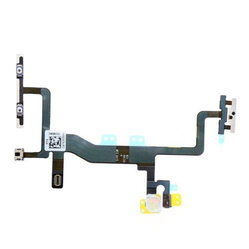 XcellentFixParts Ersatz Power on-Off, LED Flash Lights Kamera Blitz für iPhone 6S Plus LED Blitzlichter Flex Kabel Montage -