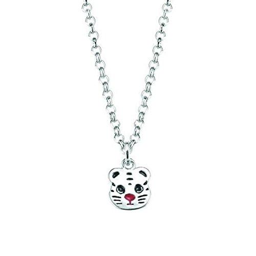 Esprit Kinder Kette Halskette Silber Tiger ESNL93094A340