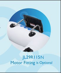 Jilong Rear Mirror Motor Bracket, (Motore Gommoni)
