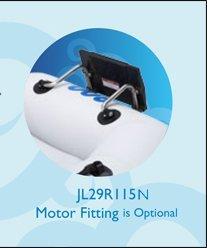 Jilong Heckspiegel Motor Bracket 304, JL29R115N -P40