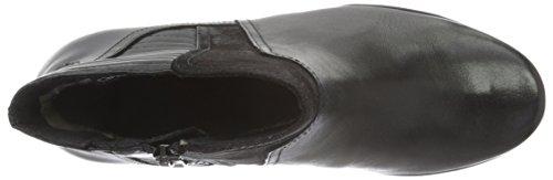Caprice 25337, Bottes Classiques Femme Noir (Black Comb 019)