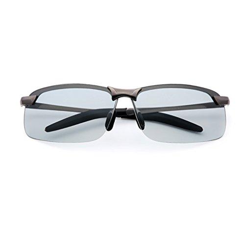 Sonnenbrille Ms Enhanced TAC Polarized Light Sonnenbrillen Anti Glare Anti-UV ( farbe : Bright color ) cB2QmXh