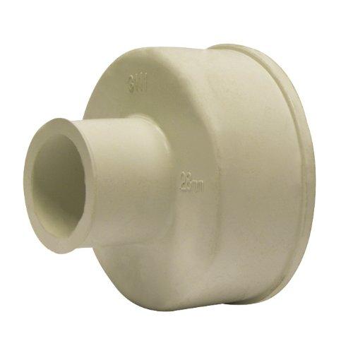 Unitas Manschette gerade | 28 mm | WC, Toilette