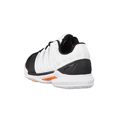adidas W Adipower Stabil, Chaussures de Handball femme Blanc