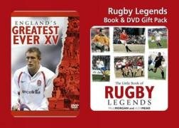 Rugby Legends Gift Pack (Gift Packs (Book and DVD)) por Paul Morgan