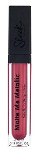 New Metallic Matte Me - Elegante maquillaje (rosa metalizado)