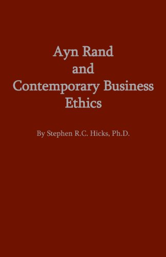 Descargar PDF Ayn Rand and Contemporary Business Ethics