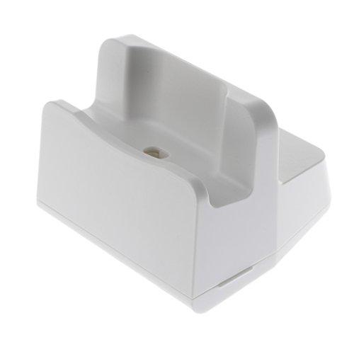 D DOLITY alla Moda 2in1 Cellulare e Auricolare Caricatore Docking Stazione da Tavolo per Airpods iPhone X 8 7
