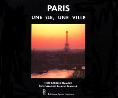 PARIS une île, une ville