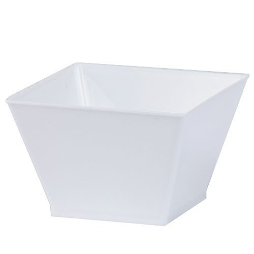 s 20 Count Condiment Bowl, 8-Ounce, Pearl by Lillian Tablesettings ()
