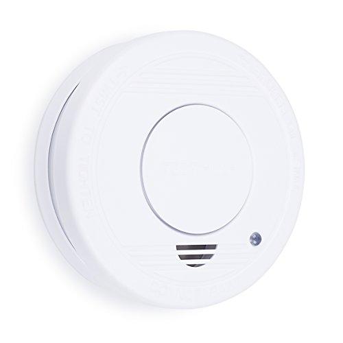 Smartwares RM250 Rauchmelder/Brandmelder, DIN EN 14604, mit Batterien