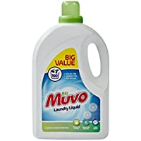 MuVo 3000 ml bio Laundry Liquid