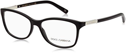 Dolce & Gabbana Gestell Mod. 3107 501 54_501 (54 mm) schwarz