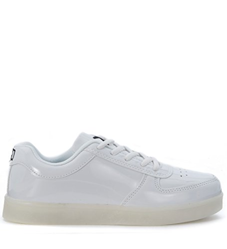 SNEAKERS BIANCO LED POP 1 - 39