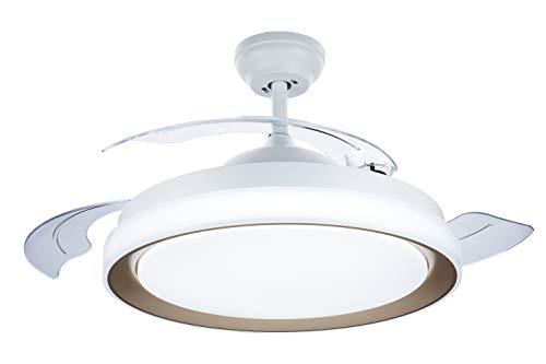 Imagen de Ventilador de Techo Philips Lighting por menos de 200 euros.