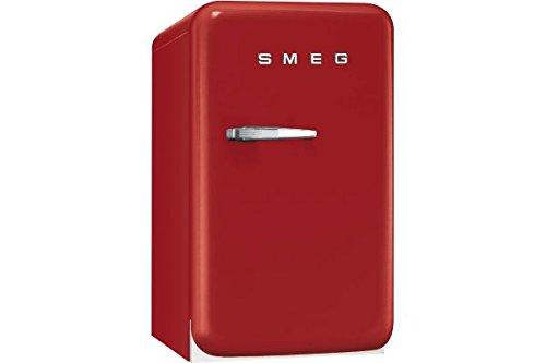 Smeg fab5rr autonome 40L E rot Kühlschrank-Kühlschränke (autonome, rot, rechts, 40l, 42l, sn-t)