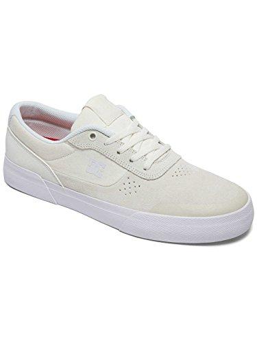 DC Shoes Sneaker Uomo Bianco