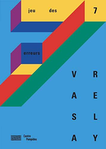 Jeu des 7 erreurs d'après Vasarely par  (Broché - Jan 30, 2019)