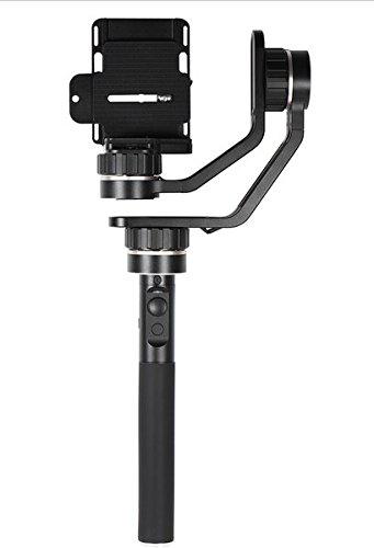 Preisvergleich Produktbild Gowe 3Axis Handheld Gimbal spiegellose Kamera Stabilisator für Sony A7Serie NEX-5N/NEX-7Canon 5D MarkIII Panasonic GH4