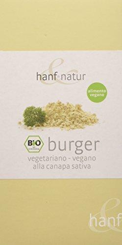 Hanf & Natur Burger - 200 gr