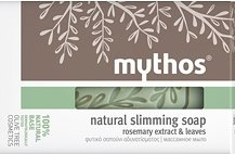 MYTHOS NATURAL SLIMMING SOAP 100% NATURAL BASE